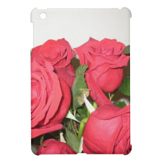 Stunning Red Roses iPad Mini Covers