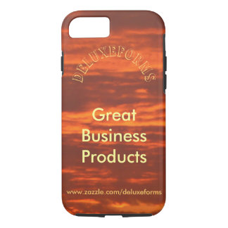 Stunning Red Skies iPhone 8/7 Case