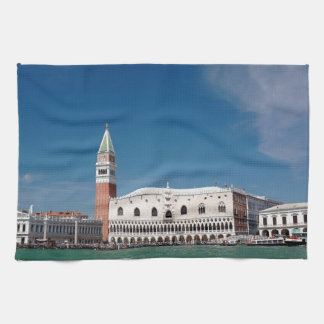 Stunning! St Mark's Square Venice Kitchen Towel
