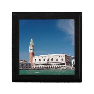 Stunning! St Mark's Square Venice Trinket Box