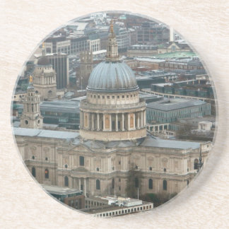 Stunning! St Paul's Cathedral London Coaster