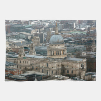 Stunning! St Paul's Cathedral London Hand Towels