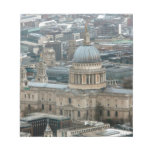 Stunning! St Paul's Cathedral London Notepad