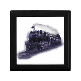 Stunning steam train gifts and accessories gift box