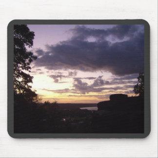 Stunning Sunset over Kentucky Mouse Pad