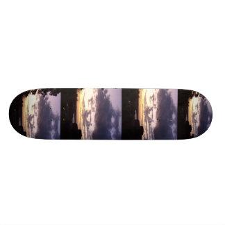 Stunning Sunset Skateboard