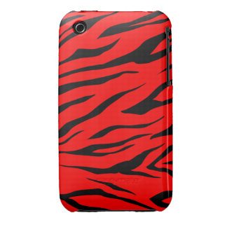 Stunning Tiger Print iPhone 3 Case-Mate Cases