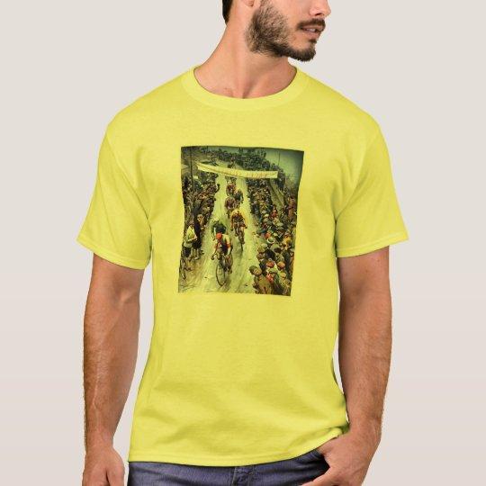 Stunning Vintage Cylcing Gift T-Shirt