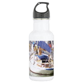 Stunning Yacht Ayesha 18oz Water Bottle