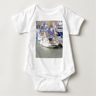 Stunning Yacht Ayesha Baby Bodysuit