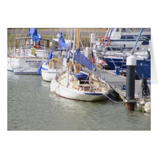 Stunning Yacht Ayesha Card