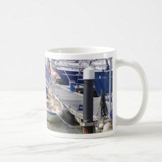 Stunning Yacht Ayesha Classic White Coffee Mug