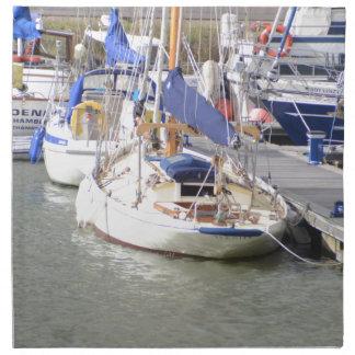 Stunning Yacht Ayesha Napkins