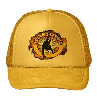Stunt Arranger Cap Trucker Hat