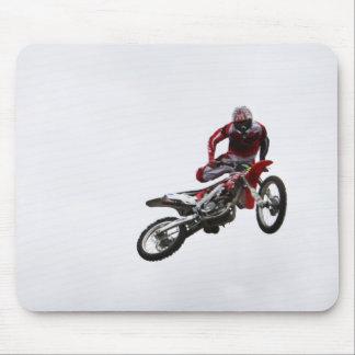 Stunt Bike Mouse Mat