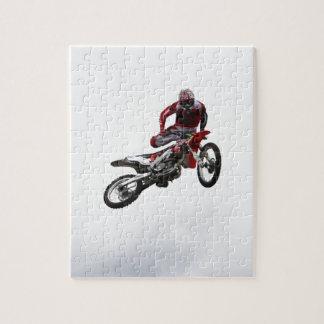 Stunt Bike Puzzle
