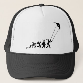 Stunt Kiting Trucker Hat
