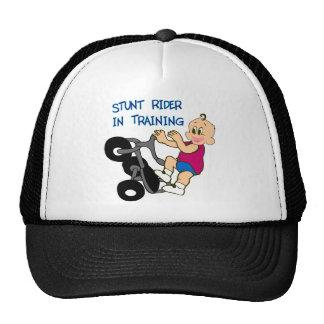 Stunt Rider In Training Trucker Hat