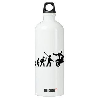 Stunt Rider Water Bottle