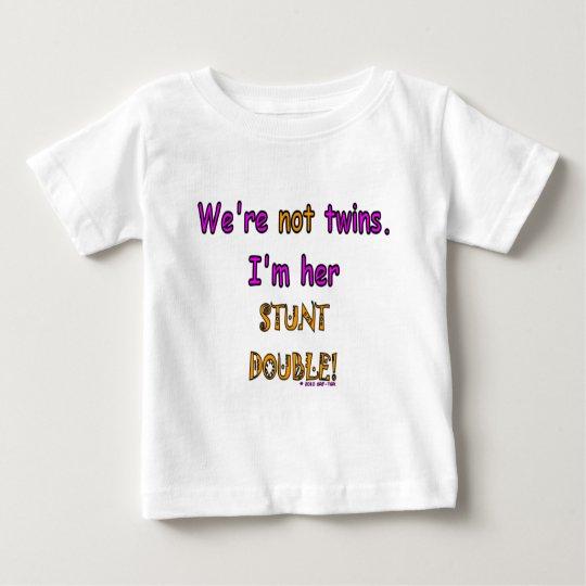 StuntDouble2 Baby T-Shirt