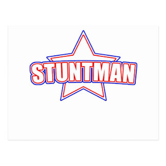 Stuntman7 Postcard