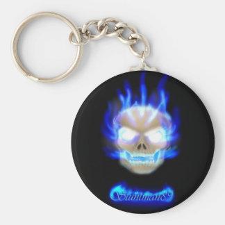 Stuntman89 Skull Key chain