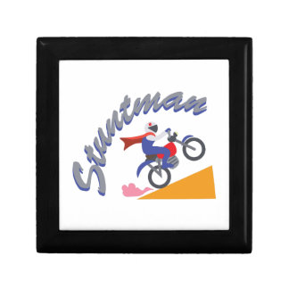 Stuntman Bike Jewelry Boxes
