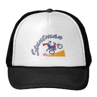 Stuntman Bike Trucker Hat