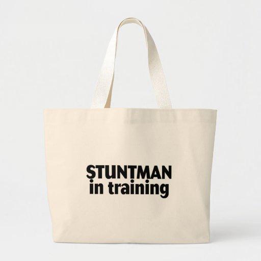 Stuntman In Training Bags