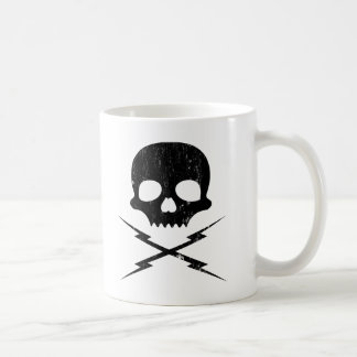 Stuntman Mike Death Proof Skull Crossbolts Coffee Mug