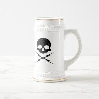 Stuntman Mike Death Proof Skull Crossbolts Coffee Mug