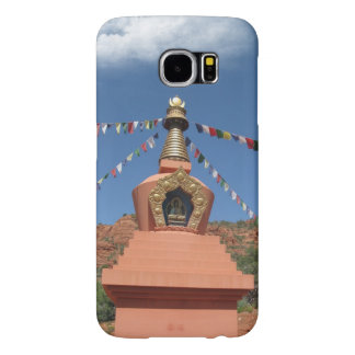 Stupa budista fundas samsung galaxy s6