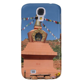 Stupa budista funda para galaxy s4