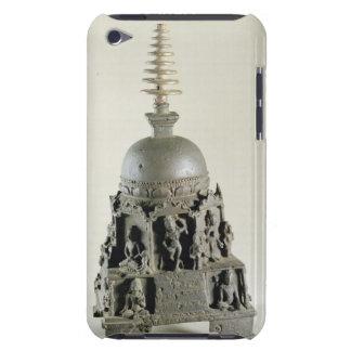 Stupa, Pala, Nalanda, Bihar (bronze) Barely There iPod Covers