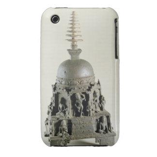 Stupa, Pala, Nalanda, Bihar (bronze) iPhone 3 Case-Mate Cases