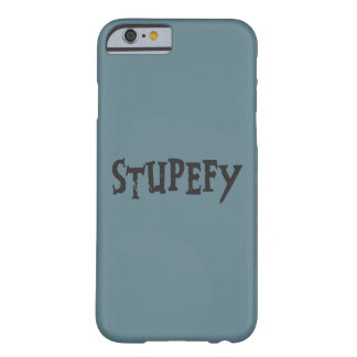 Stupefy Barely There iPhone 6 Case