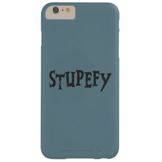 Stupefy Barely There iPhone 6 Plus Case