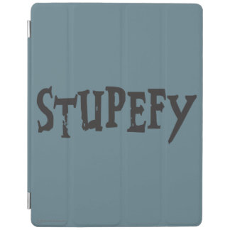 Stupefy iPad Cover