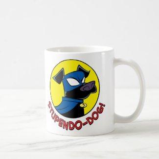 Stupendo-Dog Mug!