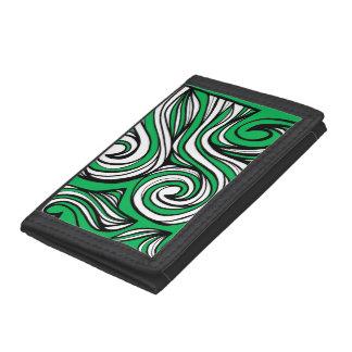 Stupendous Efficient Adventure Cheery Tri-fold Wallets