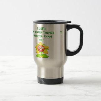 stupid 15 oz stainless steel travel mug