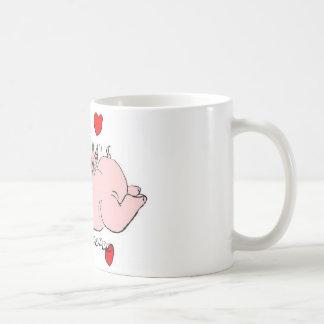 stupid cupid coffee mug