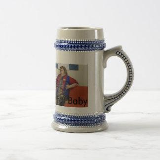 Stupid Fat throw up Slob Limited Edition Beer Mug