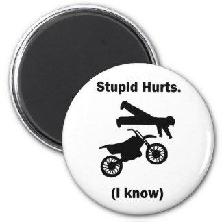 Stupid Hurts (I Know) Magnet