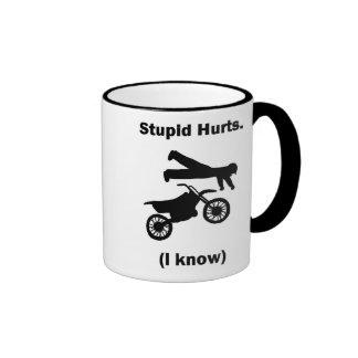 Stupid Hurts (I Know) Mug