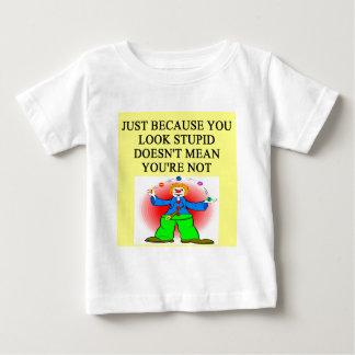 STUPID joke Baby T-Shirt