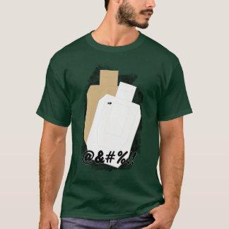 Stupid No Shoots (front) T-Shirt