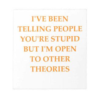 stupid notepad