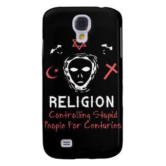 Stupid People Control Samsung Galaxy S4 Cover