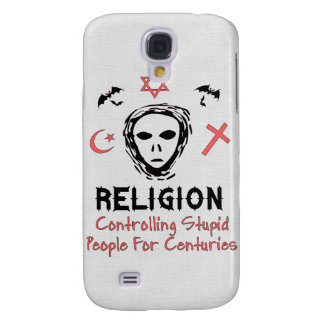 Stupid People Control Galaxy S4 Cases